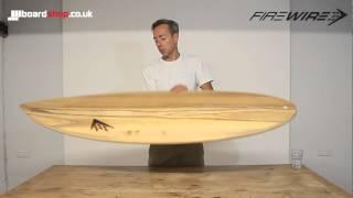 Firewire 'TimberTEK Dominator' Surfboard Review