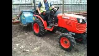 24 hp tractor made in Japan