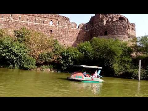 Boating in Delhi