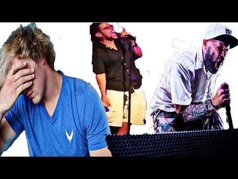 Karaoke Limp Bizket Faith, iCkEdMeL's Meltdown & Return, Daycare, Logan Paul, Youtube Channel Update