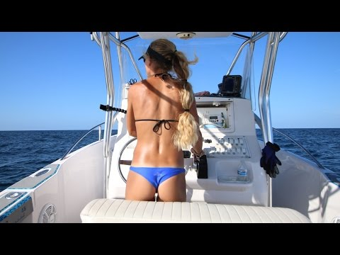 Florida Girl Beach Snook Fishing & How To GoPro Mullet Run Video from YouTube · Duration:  4 minutes 30 seconds