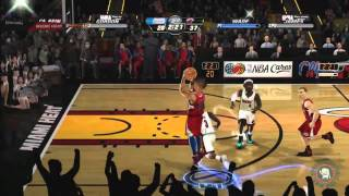 NBA JAM: On Fire Edition Gameplay