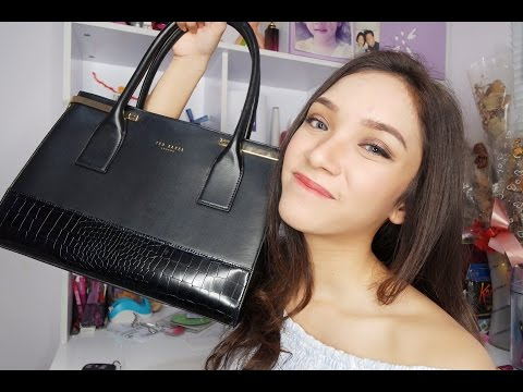 WHAT'S IN MY BAG ?!??! | (STEFANYTALITA)
