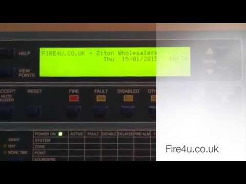 Ziton ZP3 Training Webisode - How To Check The Software Version Of A Ziton ZP3 Panel