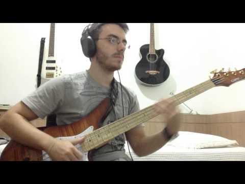 Jamiroquai - Virtual Insanity [Bass Cover]