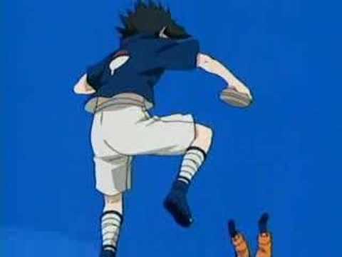 Naruto AMV Sasuke Tribute Sasuke Stands Alone(I stand alone by Godsmack AMV)