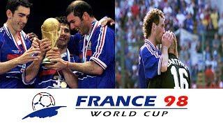 Чемпионат мира 1998 Вспоминаем турнир