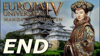 Europa Universalis IV: Mandate of Heaven | Japan - END