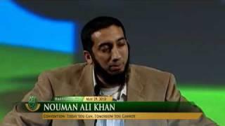 Today you can, tomorrow you cannot - Nouman Ali Khan