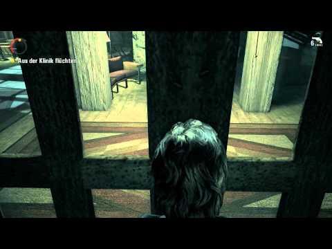 Let's Play Alan Wake #19 - Flucht aus der Anstalt