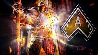 [For Honor] Warrior Trials First Look!