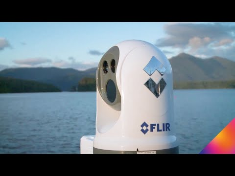 In-Depth with the FLIR M400 Maritime Thermal Camera