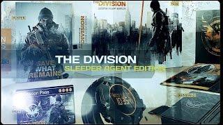 Распаковка. The Division: Sleeper Agent Edition или Как выжить любой ценой