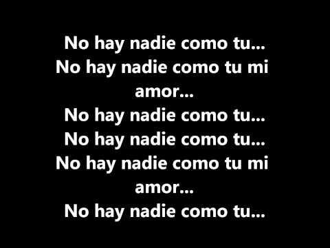 No Hay Nadie Como Tu - Calle 13 (Con Letra)