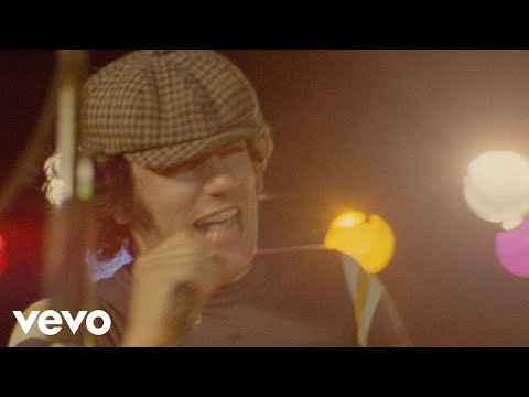 AC/DC - Back in black (live)
