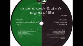 DJ MFR - Get On Me