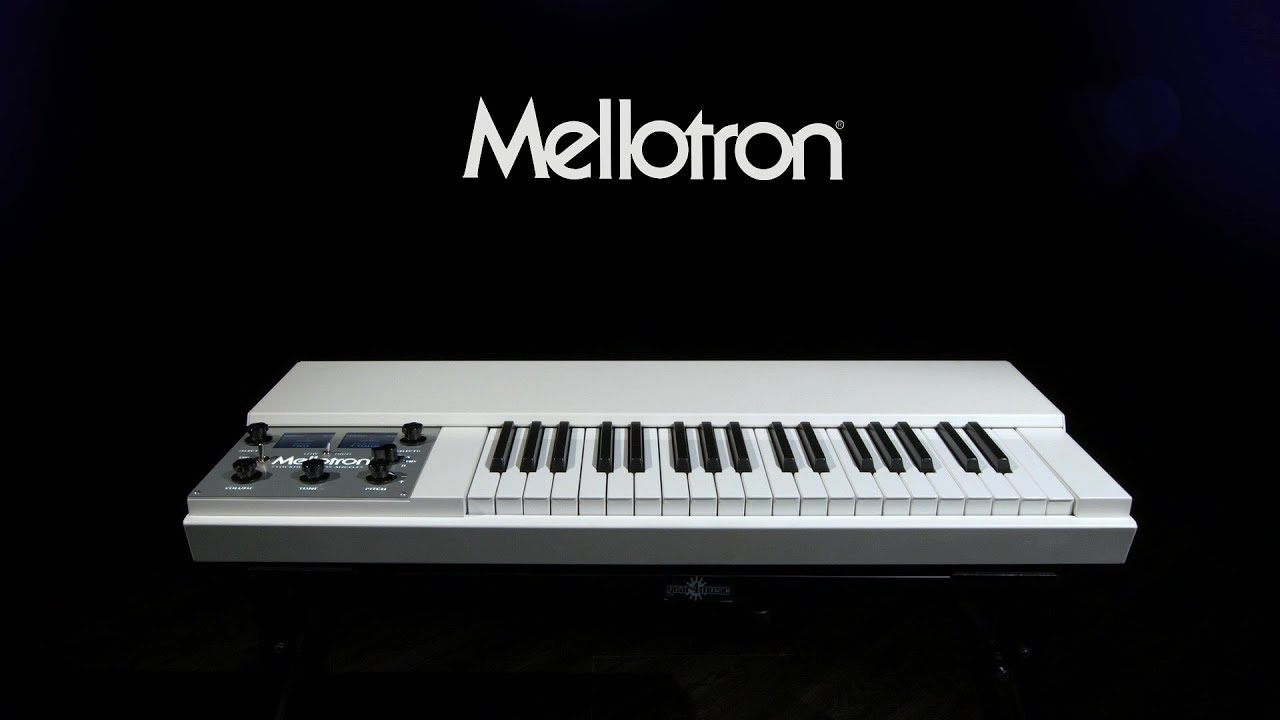 Obsessed With The Mellotron! | The Gear Page