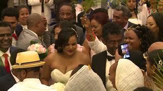 Eritrean Wedding Abraham & Tigisti Stockholm