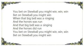you bet on stewball