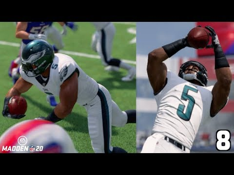 FINALLY SHOWING OFF THE HANDS! Madden 20 Franchise Career Mode #8