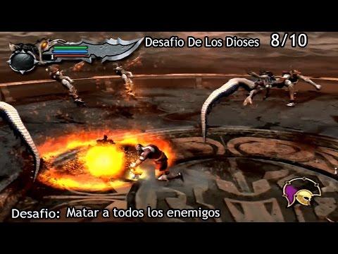 God Of War 1| Desafio de los Dioses 8-10 | Challenge Of The Gods 8-10|Neo-Dreamer