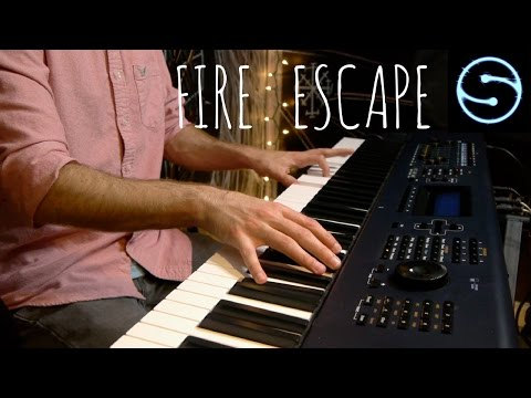 Fire Escape - Andrew McMahon [Advanced Piano Cover]