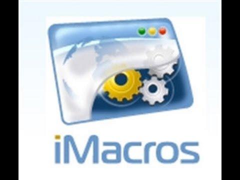 imacros skyrock
