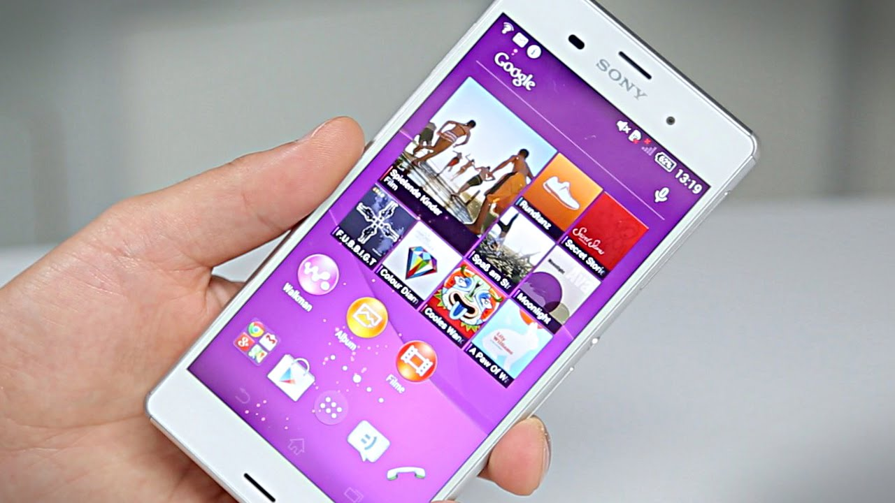 sony xperia z3 und z3 compact im test youtube. Black Bedroom Furniture Sets. Home Design Ideas