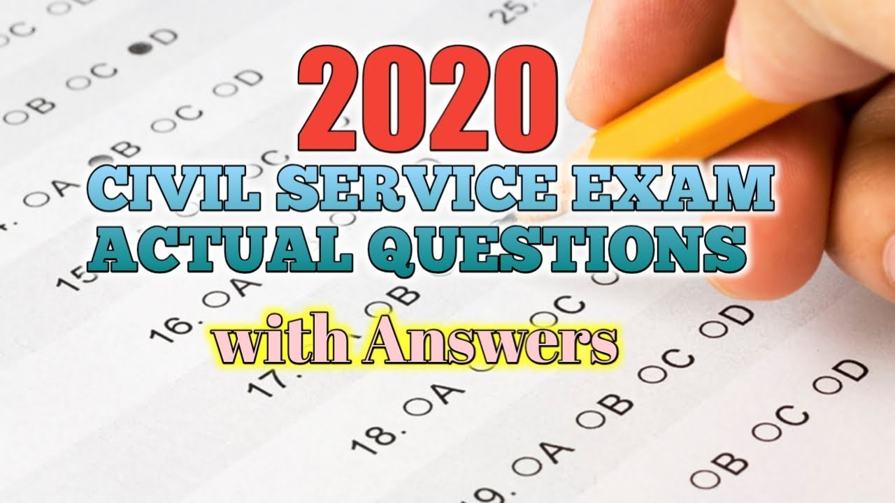 CIVIL SERVICE EXAM QUESTIONS: Analogy with Answers and Explanation