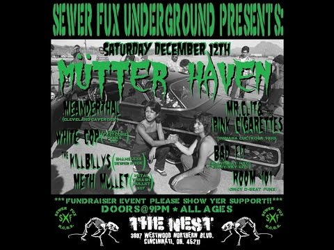 live at the nest (cincinnati, ohio)12/12/15