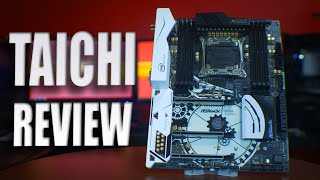 ASRock X99 Taichi Motherboard Review - The Supreme Ultimate Boxer