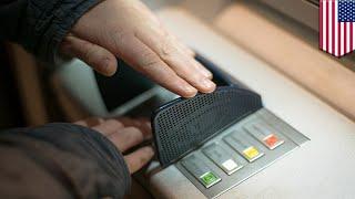 ATM jackpotting hack Secret Service warns banks about ATM