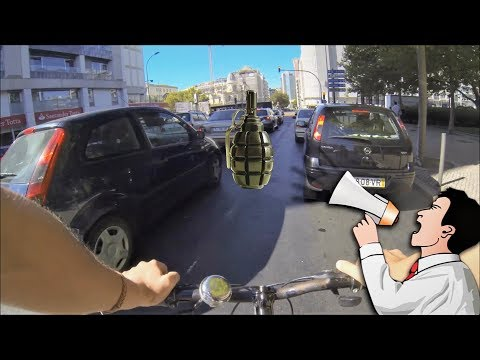 College Student Yells GRENADE on the Street