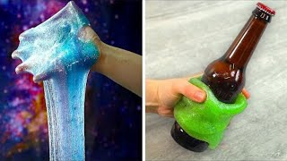 11 DIY Slime and Glitter Crafts
