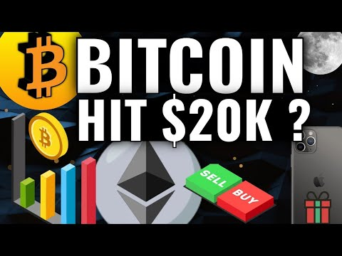 BITCOIN NEXT MOVE ? SHOULD  BUY ETHEREUM ? Iphone 11 Pro Giveaway 2020 | BITCOIN NEWS TODAY