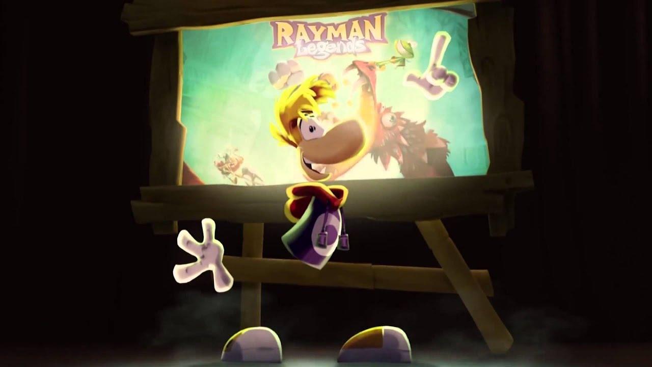 Rayman Legends - Trailer Lendário [Legendado]
