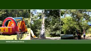 Camping Diever zomer trailer