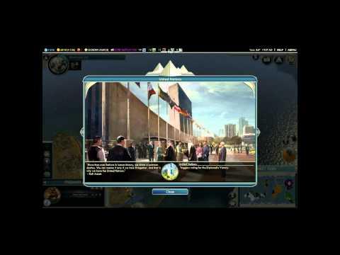 Civilization V - United Nations