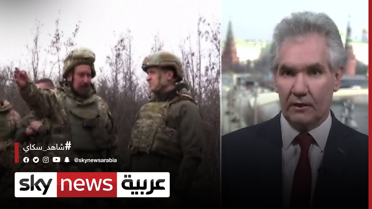 أندريه مورتازين: روسيا تحولت إلى قلعة للصمود ضد الولايات المتحدة  - نشر قبل 53 دقيقة