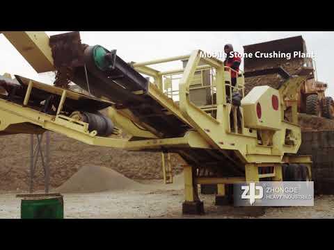 Mobile Stone Crusher