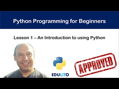 python-tutorial-for-absolute-beginners-#1-an-introduction-to-python