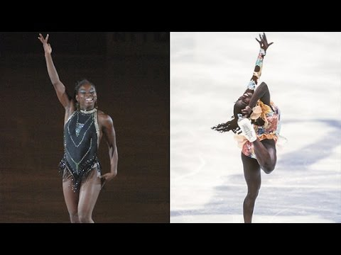 How Backflipping Black Figure Skater Surya Bonaly Changed Sports Forever