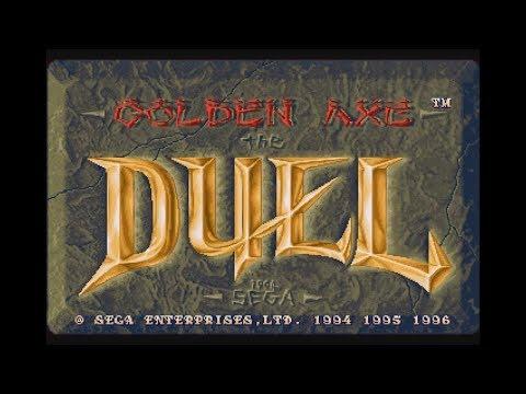 Golden Axe: The Duel (Saturn) - Longplay