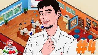 ME MUDO A LA OFICINA - Game Dev Tycoon #4