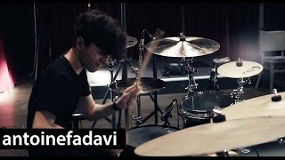"Antoine Fadavi performing ""Who"" by Kaz Rodriguez"