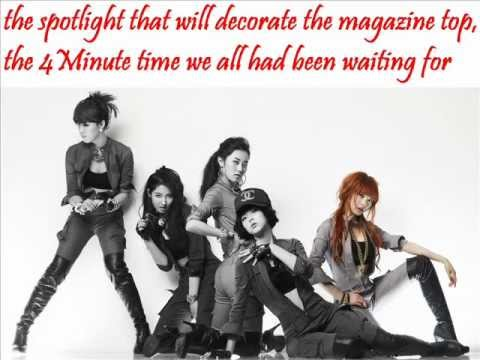 4minute invitation english lyrics choice image invitation sample 4minute invitation english lyrics thank you for visiting stopboris nowadays were excited to declare that we have discovered an incredibly interesting stopboris Choice Image