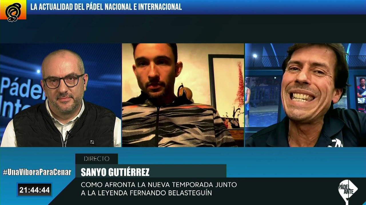 """Entrevista a Daniel """"Sanyo"""" Gutiérrez"""