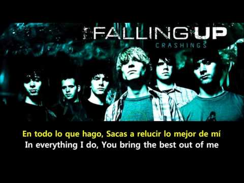 Falling Up  Falling In Love English Lyrics Sub Español