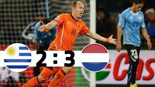 우루과이 vs 네덜란드 2010 남아공 월드컵 2:3 …