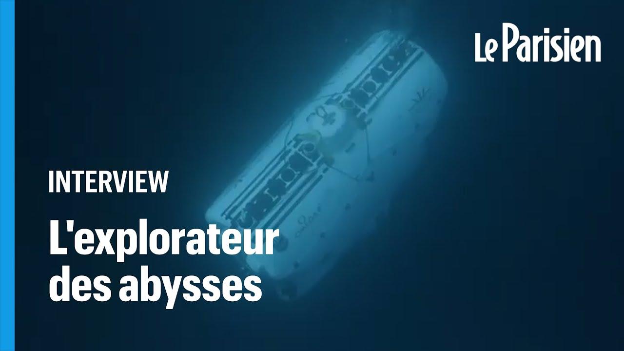 Download Victor Vescovo, le millionaire qui bat des records de profondeur avec son sous-marin